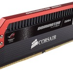 CORSAIR Announces Dominator Platinum ROG Edition