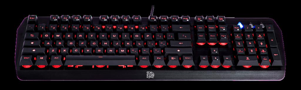 Tt eSPORTS CHALLENGER EDGE Membrane Gaming Keyboard- 2
