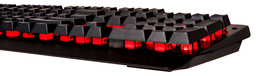 Tt eSPORTS CHALLENGER EDGE Membrane Gaming Keyboard- 3