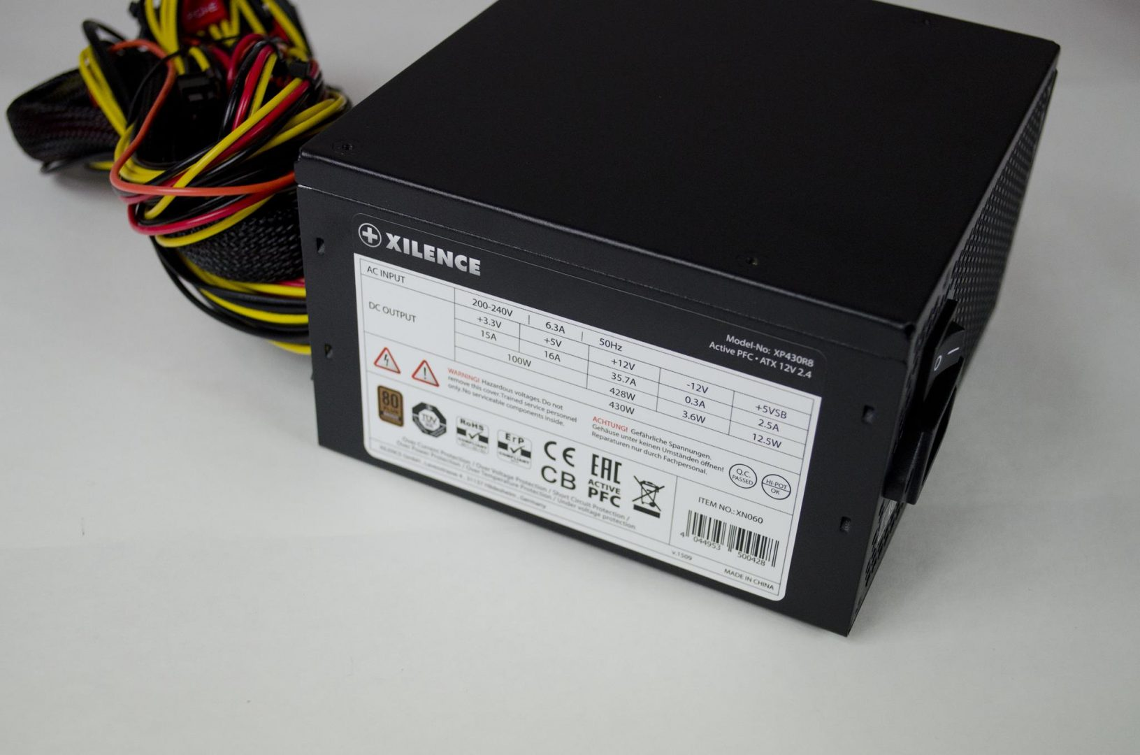Xilence Performance A+ 430W Power Supply_3