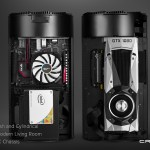 CRYORIG Reveals Two PC Cases at Computex