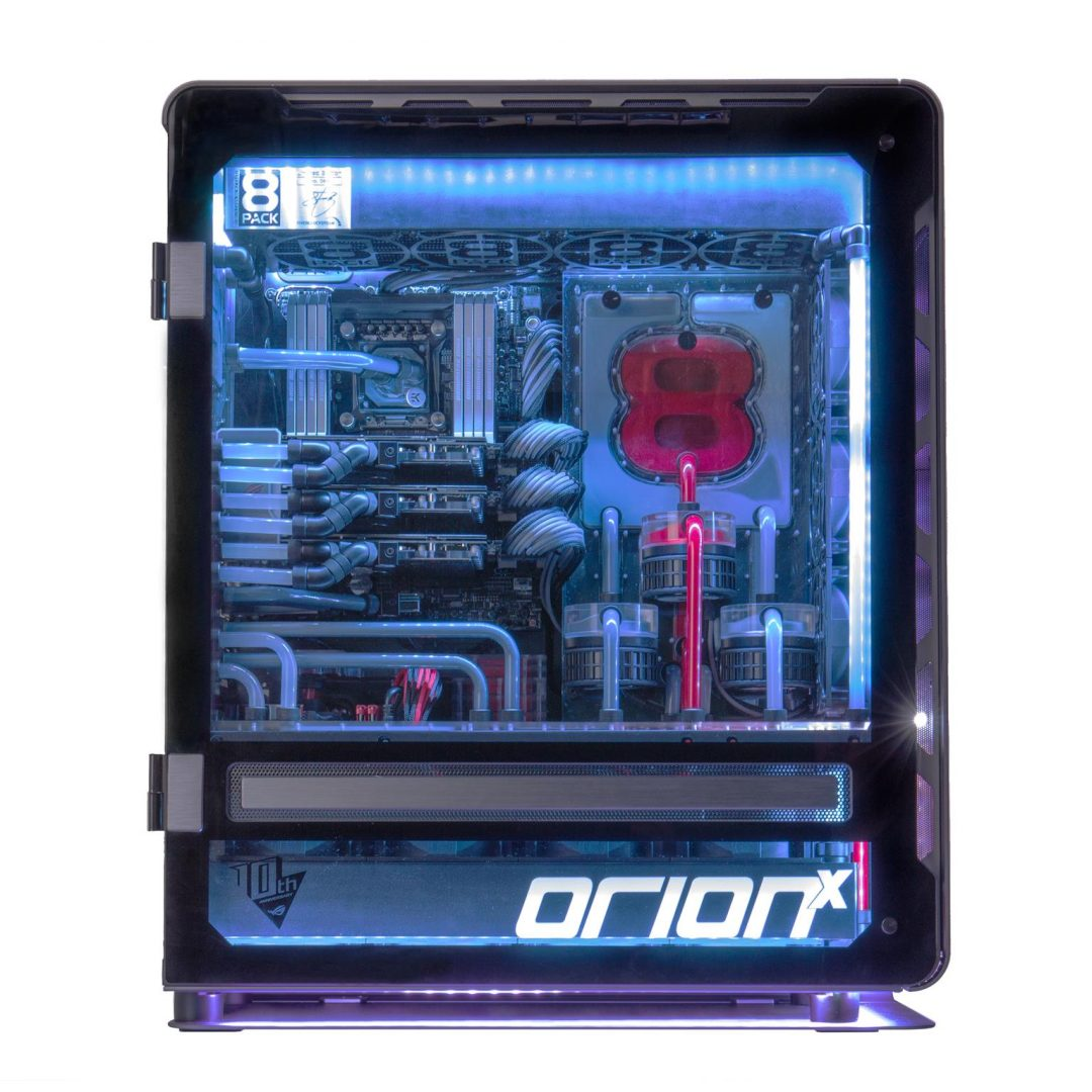 Announced At Computer: 8Pack OrionX Extreme System