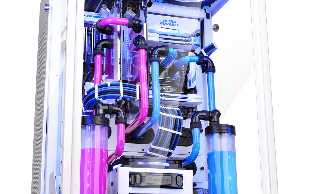 Meet Thermaltakes New Project The Tower