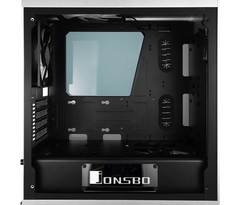 Jonsbo Releases UMX4 and RM3 Chassis