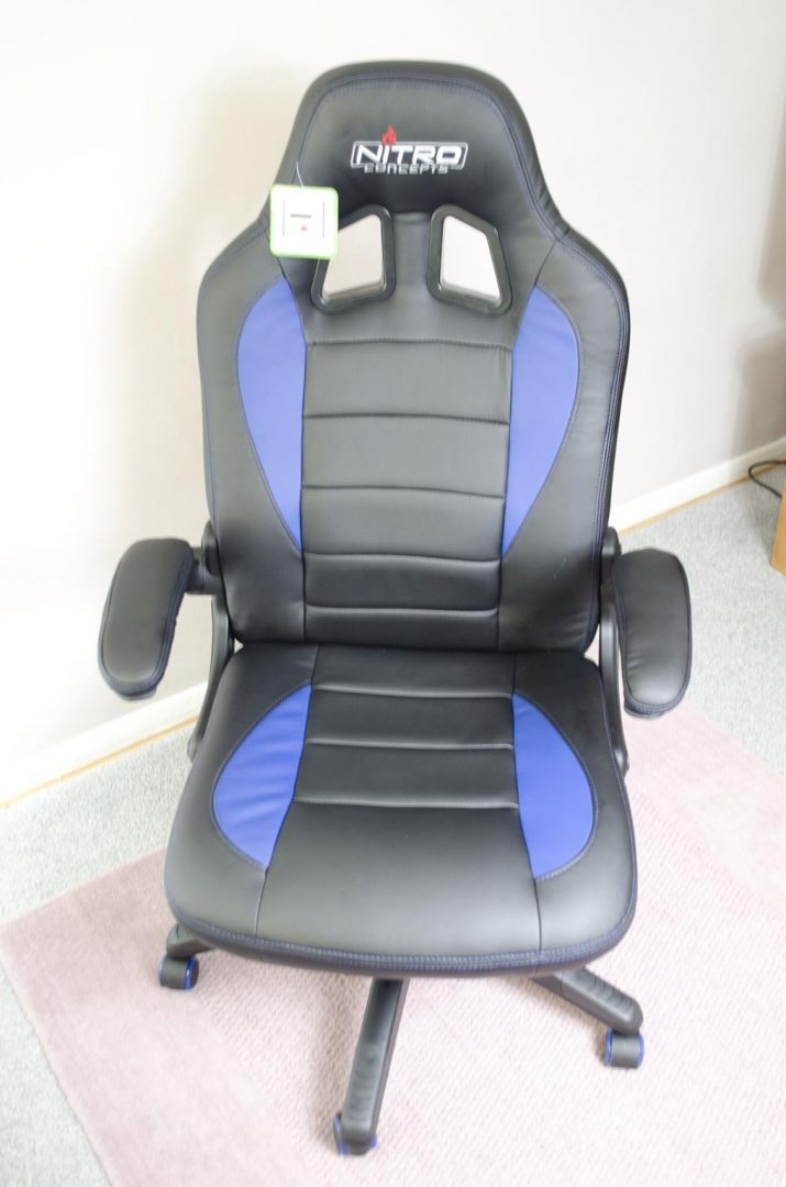 Nitro Concepts C80 motion gaming chair review_1