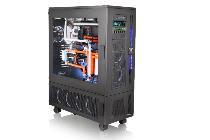 Thermaltake TT Premium Core WP100 Super Tower Chassis