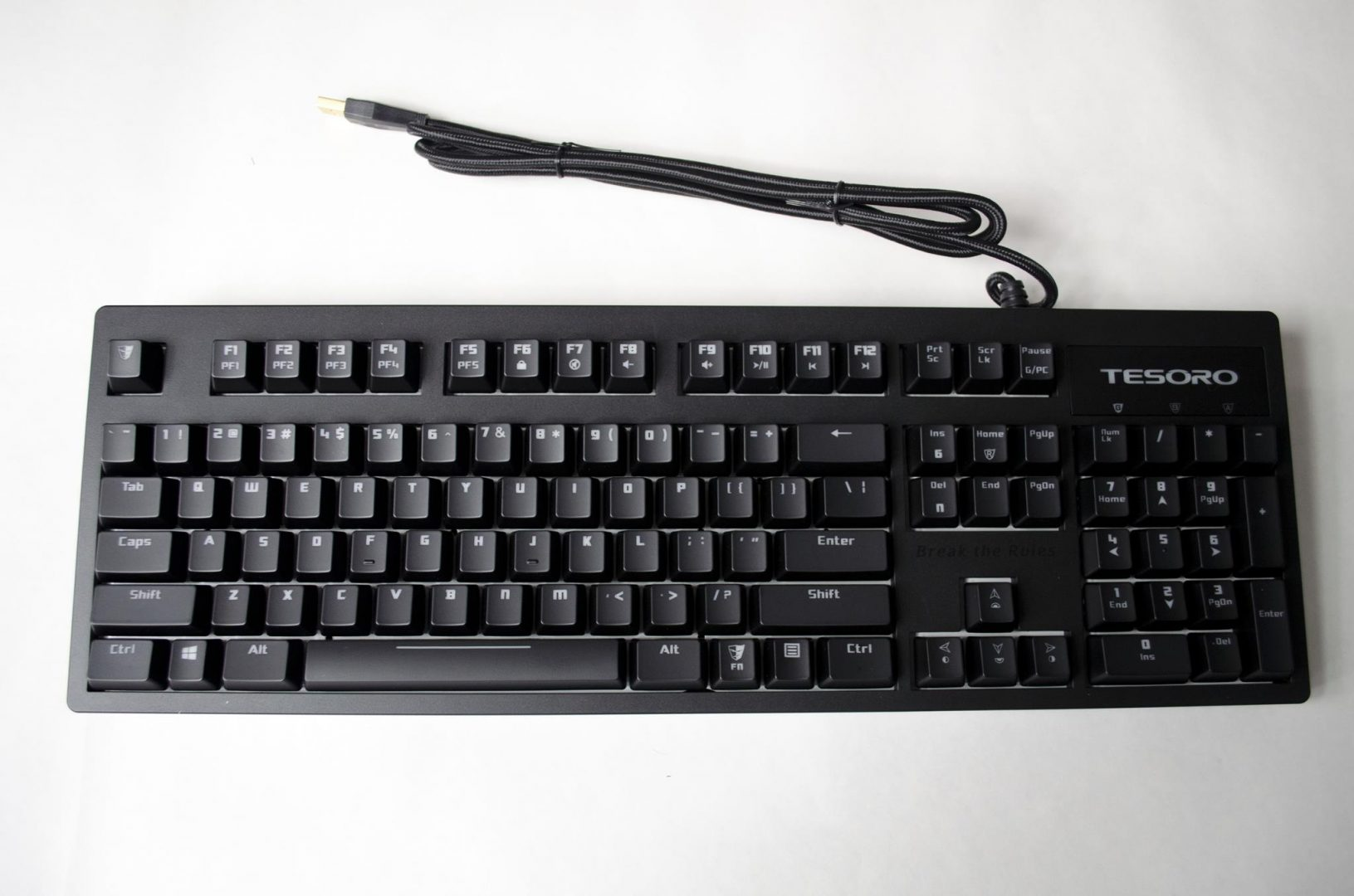tesoro ecalibur spectrum mechanical gaming keyboard review_2