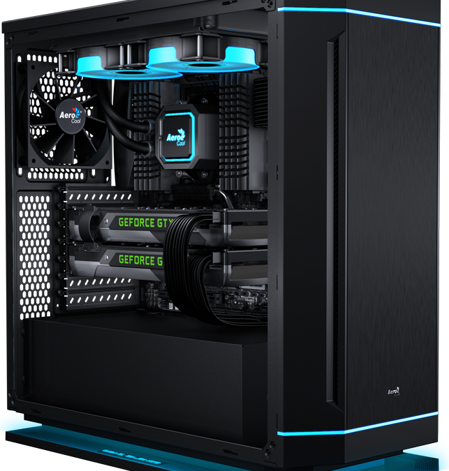 Aerocool Displays All New Silent PC Chassis DS230 at Gamescom