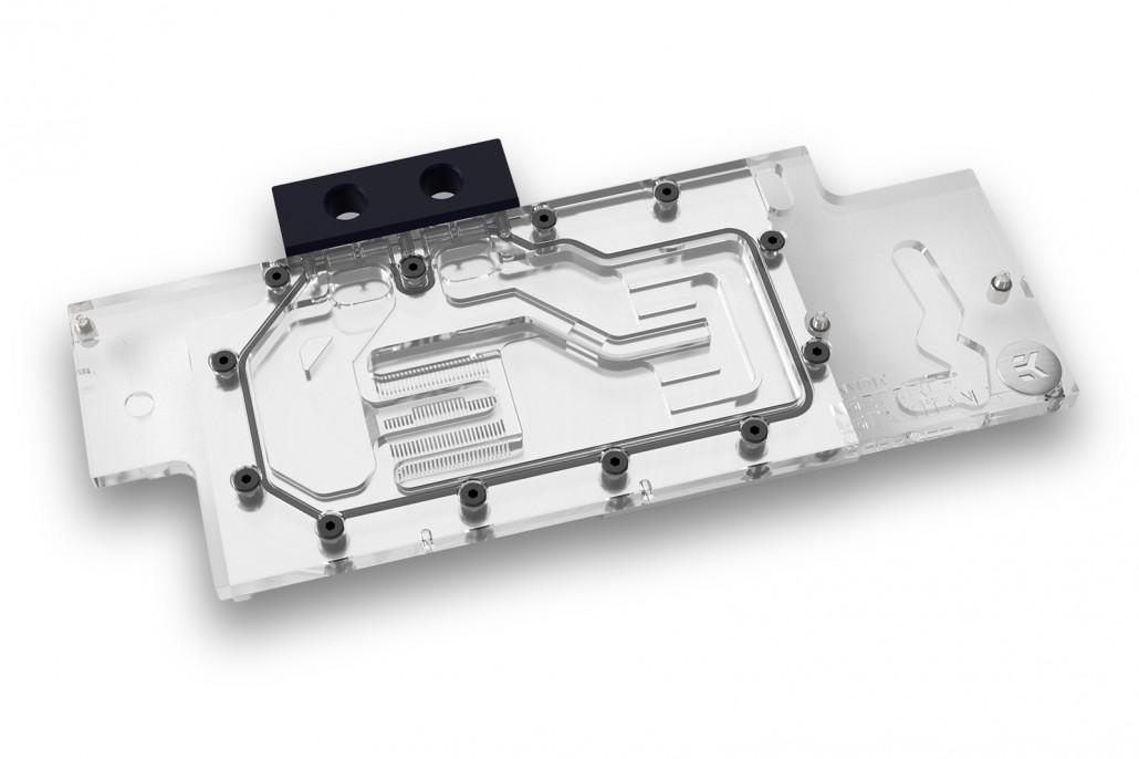 EK announces NVIDIA® GeForce® GTX TITAN X Pascal water blocks
