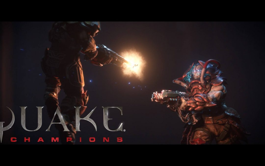 Quake Champions Gameplay Trailer Is Here