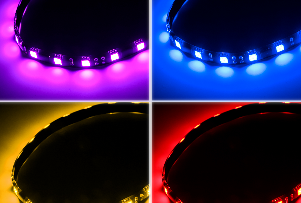 BitFenix Announces Alchemy 2.0 Magnetic RGB LED-stripe