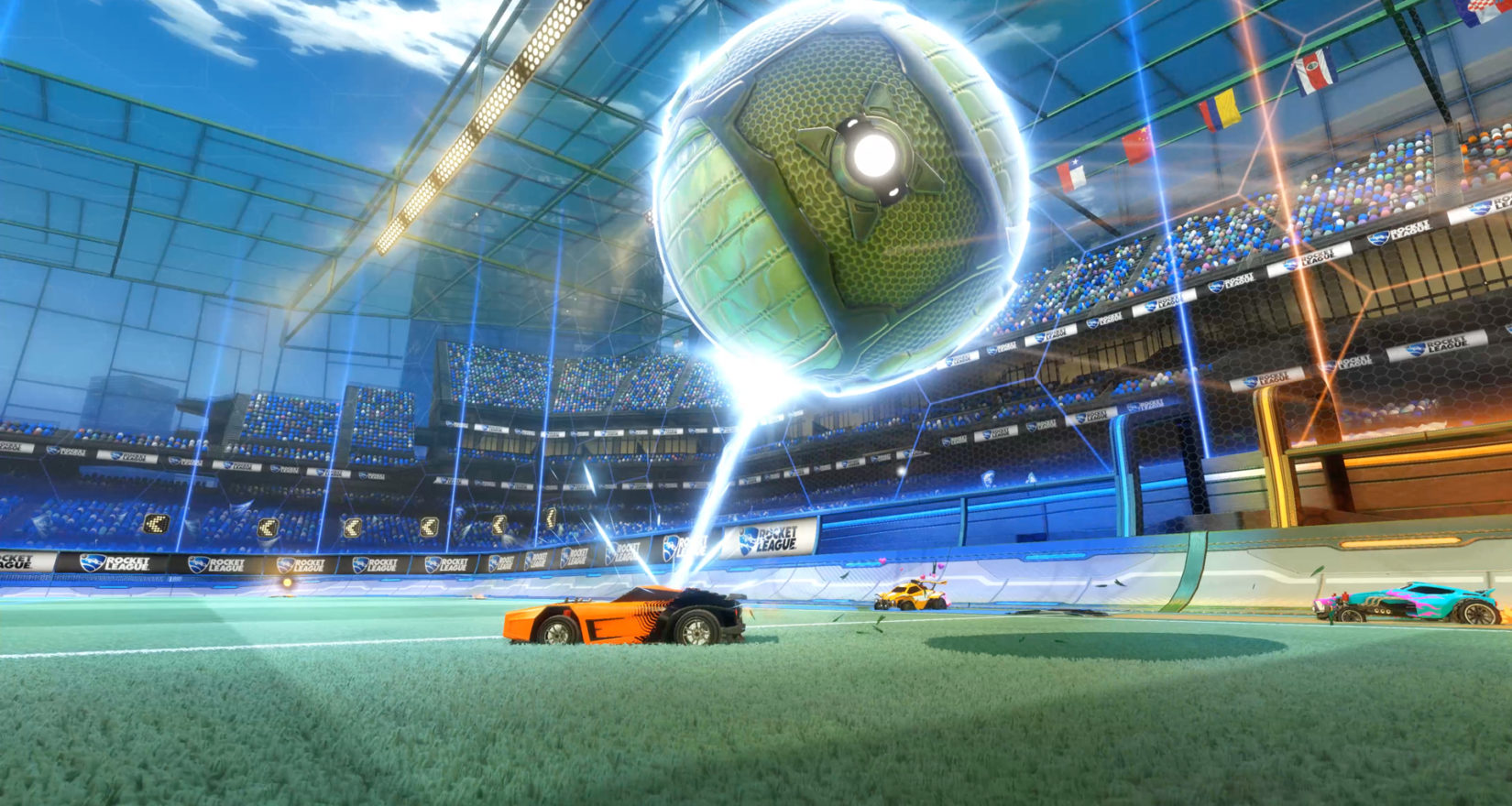 Rocket League – Rumble Mode Is Coming