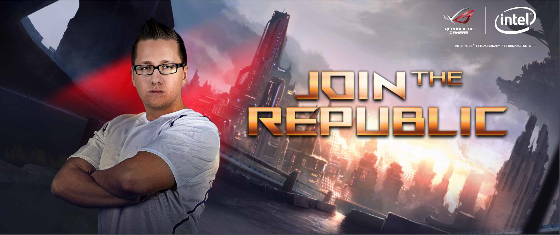 ASUS Republic of Gamers Announces Second Leg of ROG Community Challenge