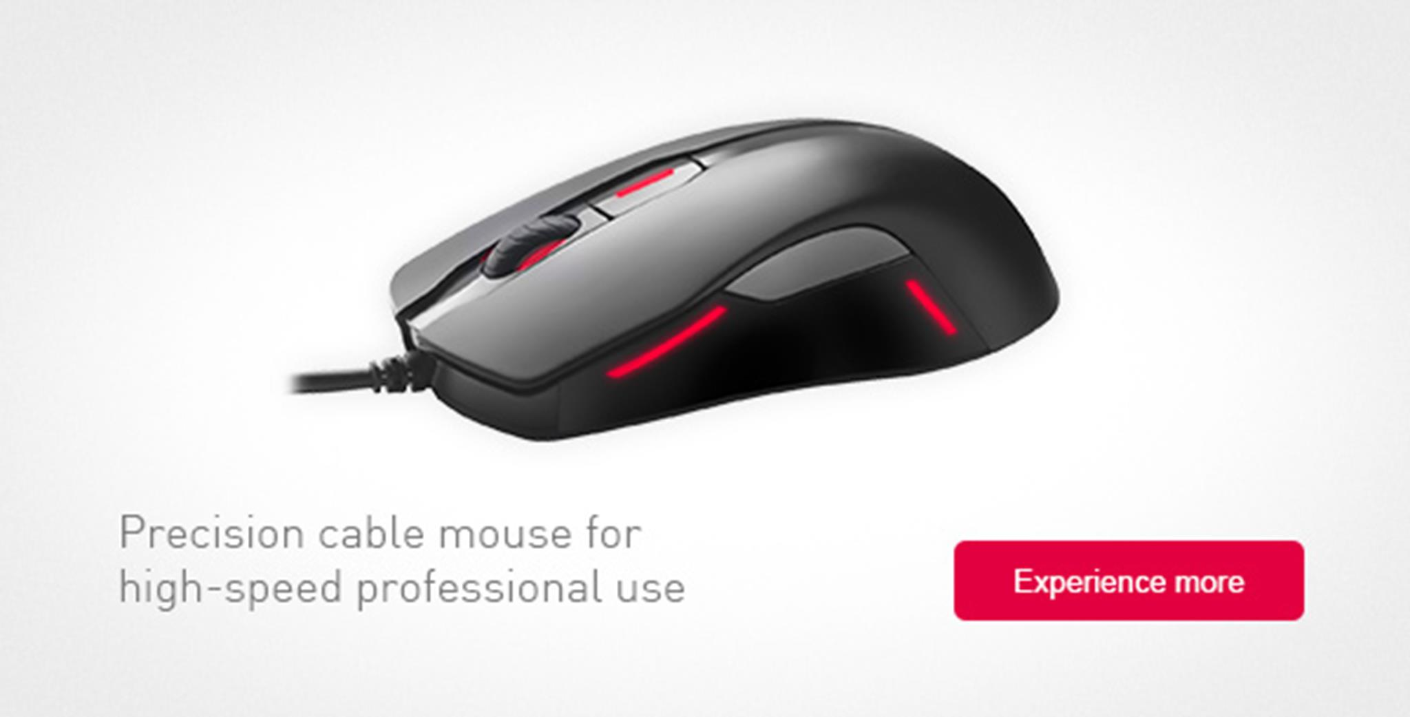 Cherry Introduces New CHERRY MC 4000 Mouse