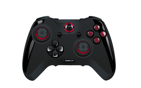 SPEEDLINK unveils fully programmable USB gamepad: the QUINOX