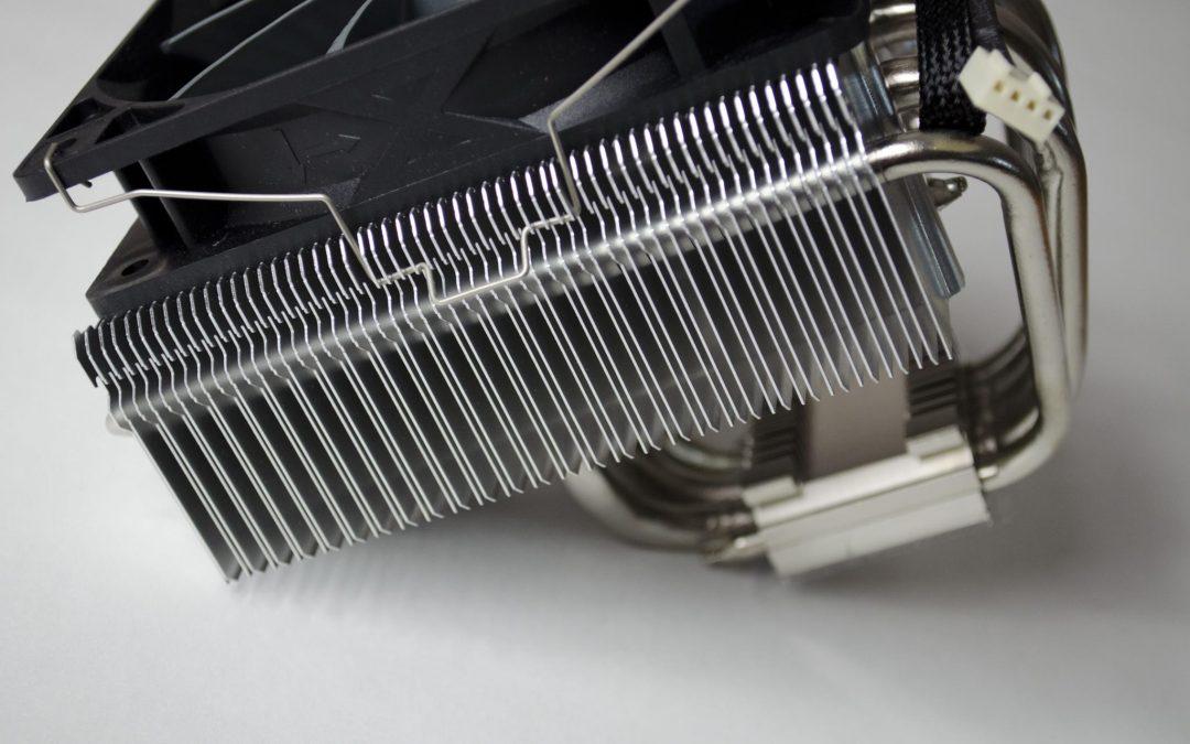 Scythe Kabuto 3 CPU Cooler Review