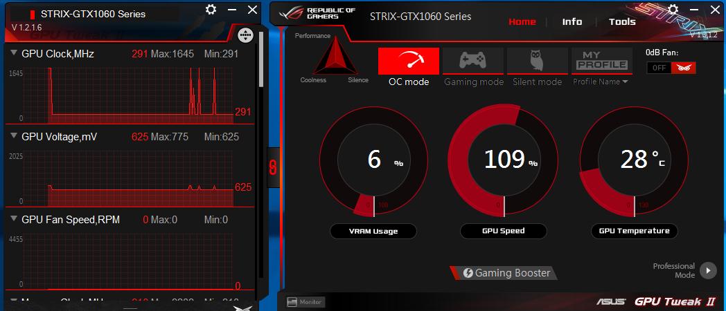 ASUS ROG Strix GeForce® GTX 1060 Review - EnosTech com