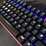 SPEEDLINK ULTOR Illuminated Mechanical Gaming Keyboard Review