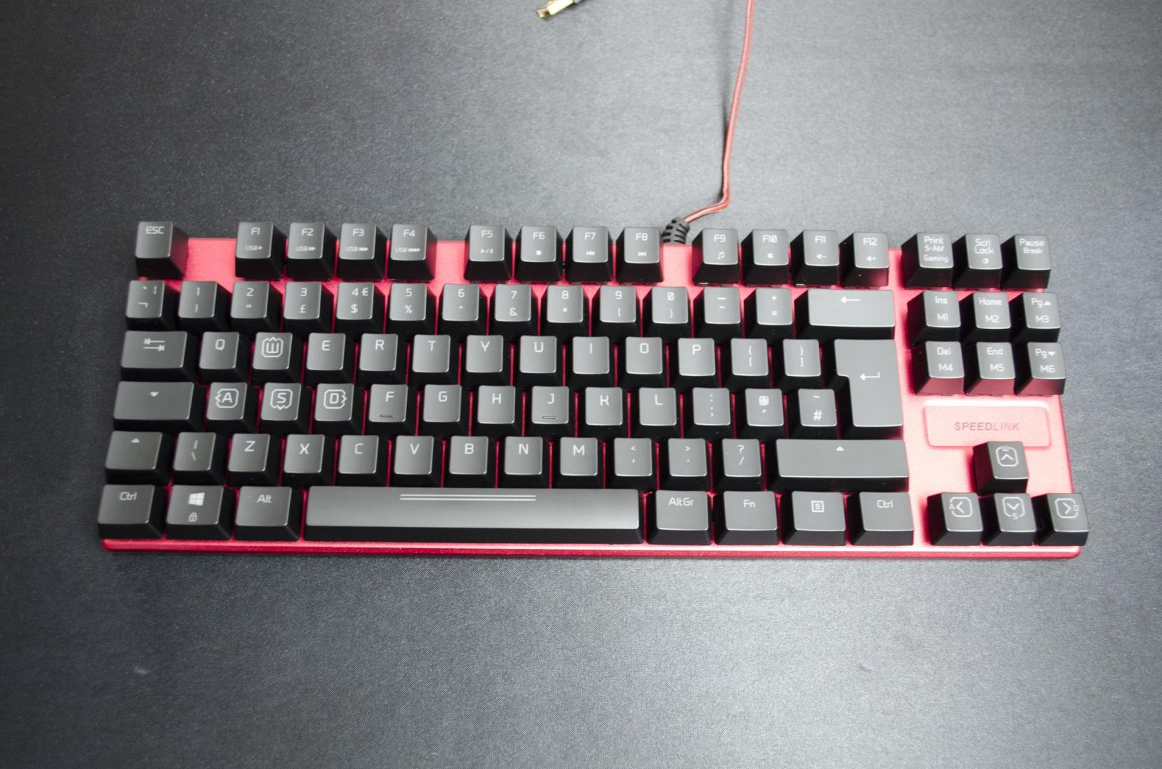 speedlink ultor mechanical keyboard review _2