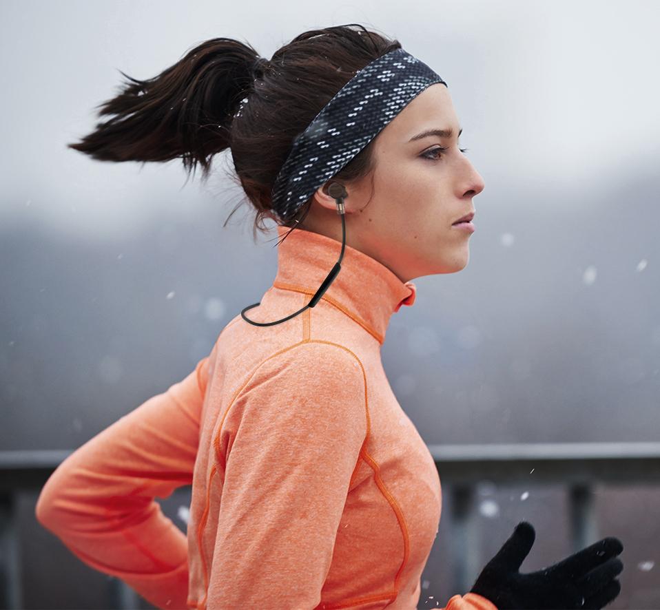 Clique H10 Bluetooth headphones_when exercising