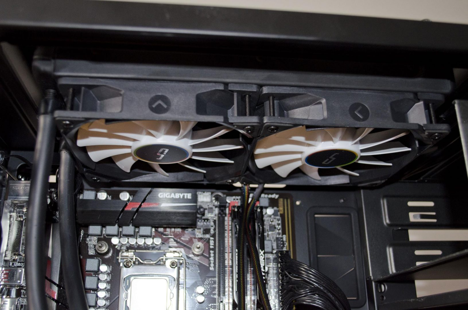 Cryorig a40 2400mm ultimate aio cpu cooler review_13