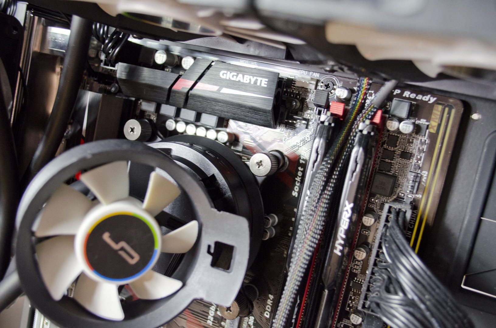 Cryorig a40 2400mm ultimate aio cpu cooler review_14