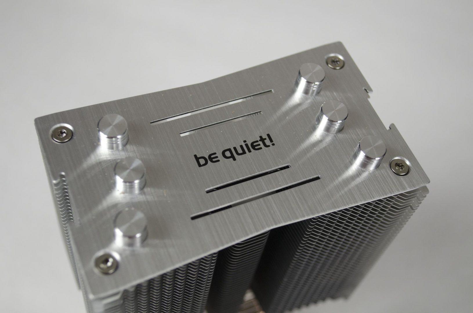 be quiet! Pure Rock Slim CPU Cooler Review