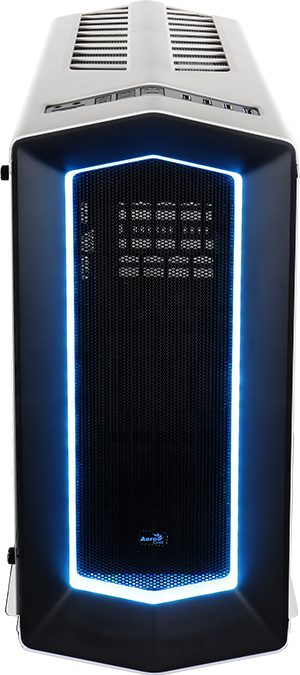 """Aerocool Announces """"Project 7- Chassis 1"""" First of Project 7 Family"""