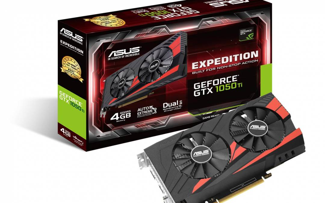 ASUS Announces Latest Line-Up of Gaming Graphics Cards Powered by NVIDIA GeForce GTX 1050 GPUs