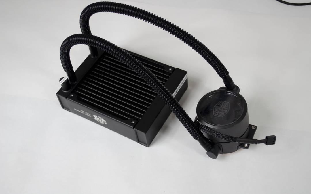 Cooler Master MasterLiquid Pro 120 AIO CPU Cooler Review