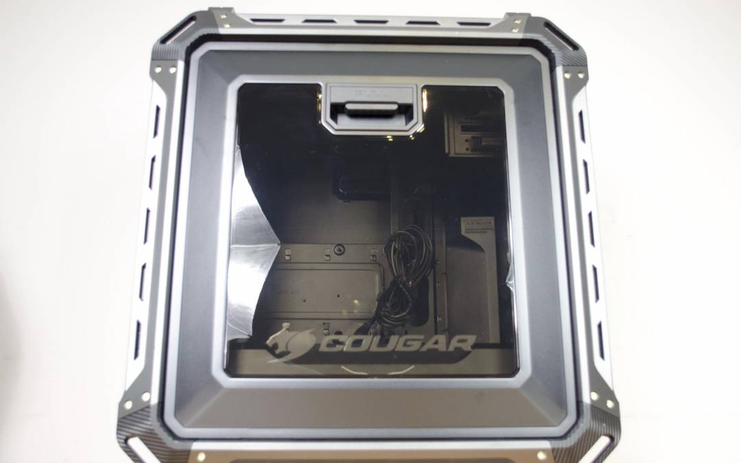 Cougar Panzer Max Full Tower Case Review