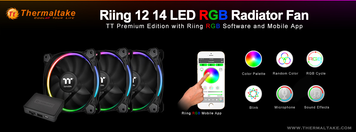 thermaltake-introduces-new-riing-rgb-mobile-app-for-the-riing-rgb-radiator-fan-tt-premium-edition-series
