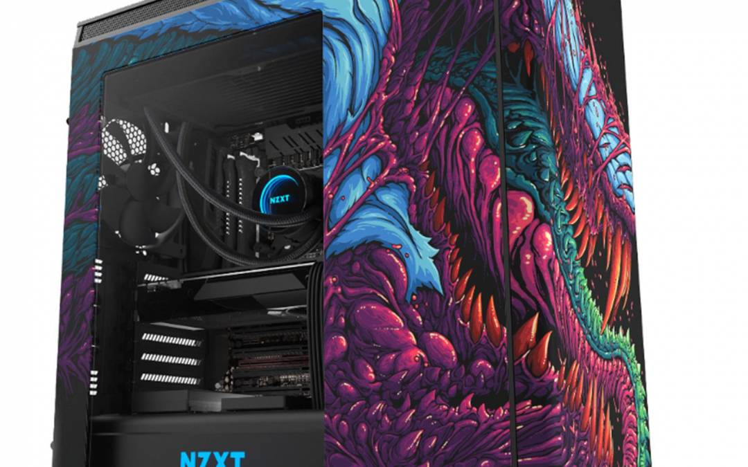NZXT launches H440 Hyper Beast Limited Edition