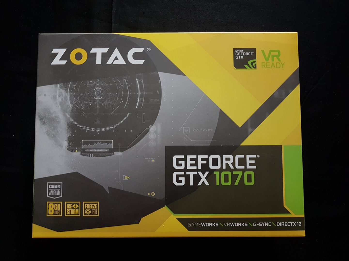 Zotac Geforce GTX 1070 Mini Review - EnosTech com