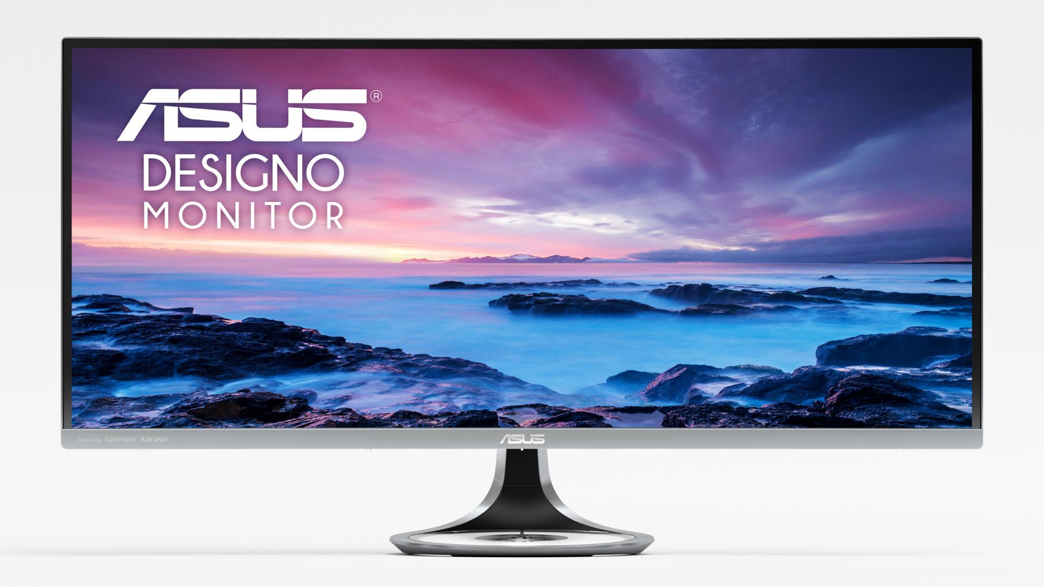 ASUS Announces Designo Curve MX34VQ