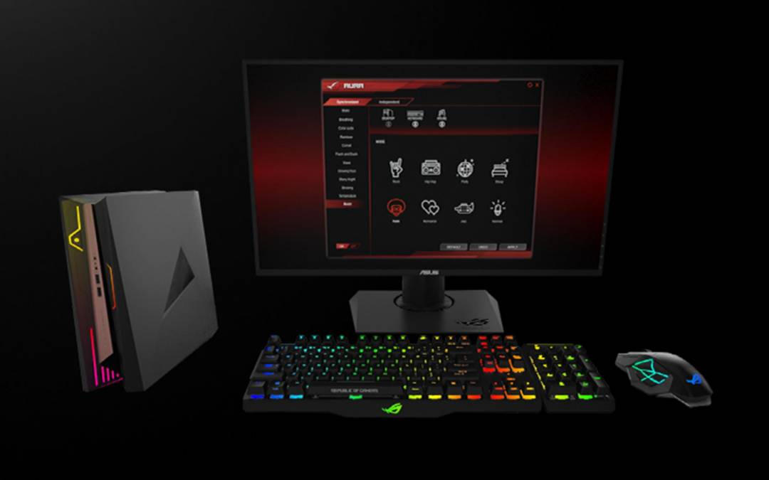 ASUS Republic of Gamers Announces GR8 II