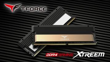 Team Group Introduces Gaming Series RAM T-FORCE XTREEM