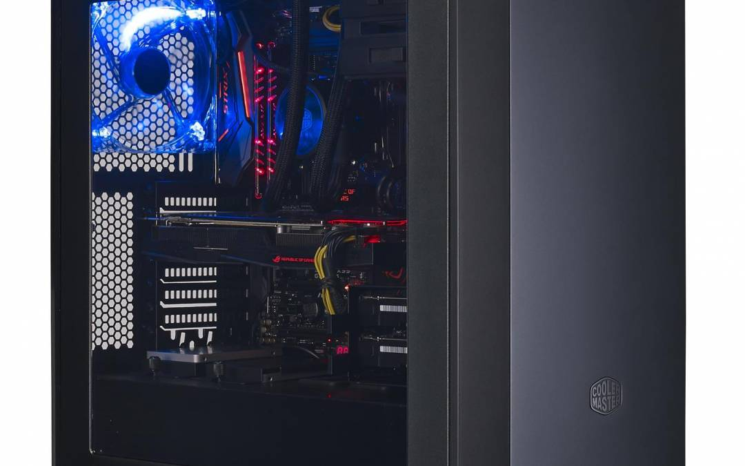 Cooler Master Launches MasterCase Pro 6