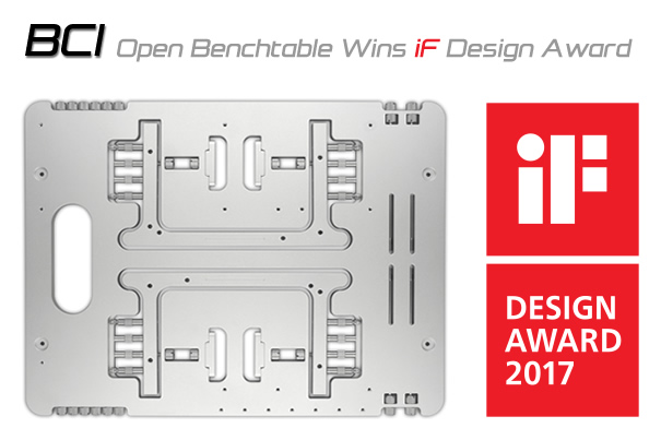 BC1 Wins IF Design Award