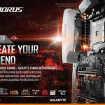 GIGABYTE Announces AM4 Ryzen Support