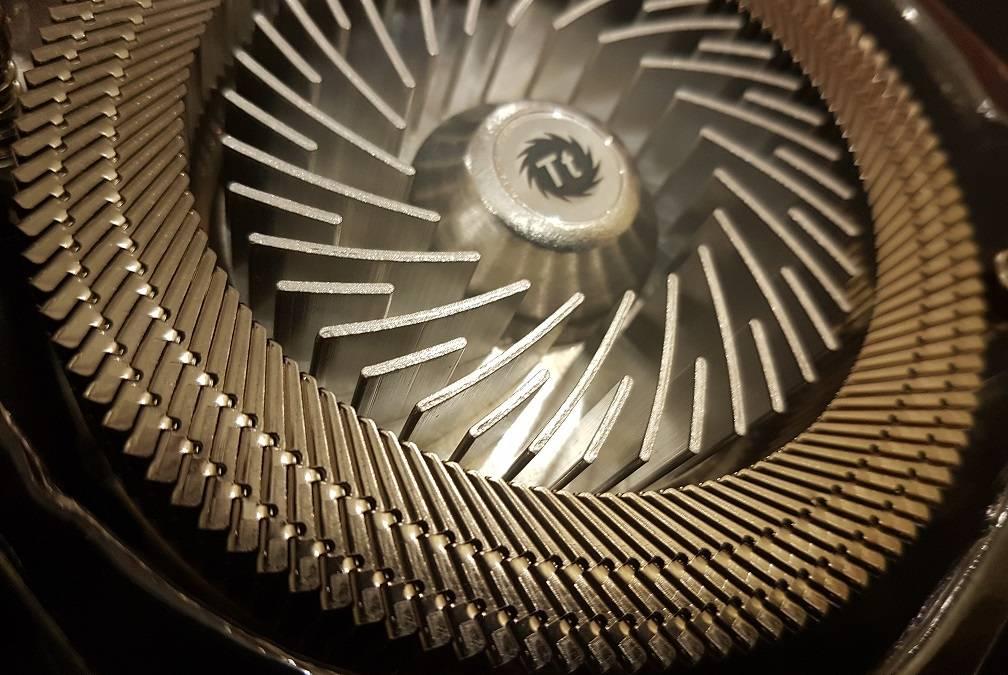 Thermaltake Engine 27 CPU Cooler Review