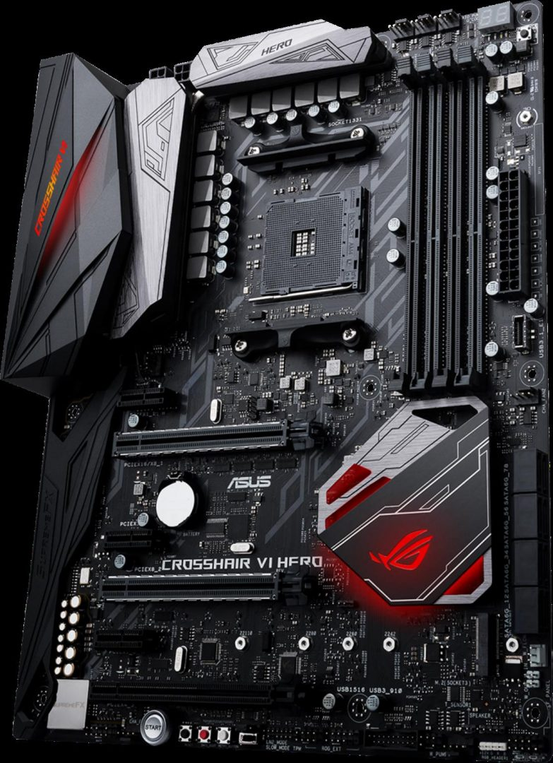 ASUS and ASUS Republic of Gamers Announce AMD AM4 Series Motherboards