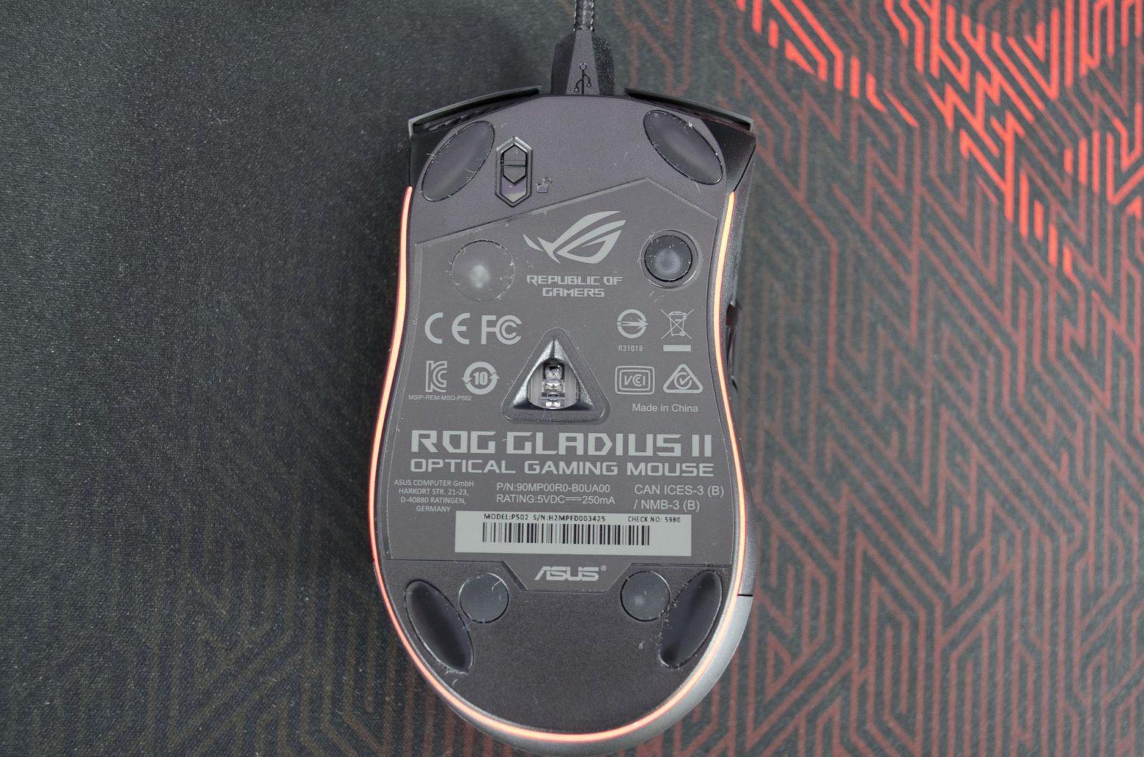 asus rog gladius ii gaming mouse review_7