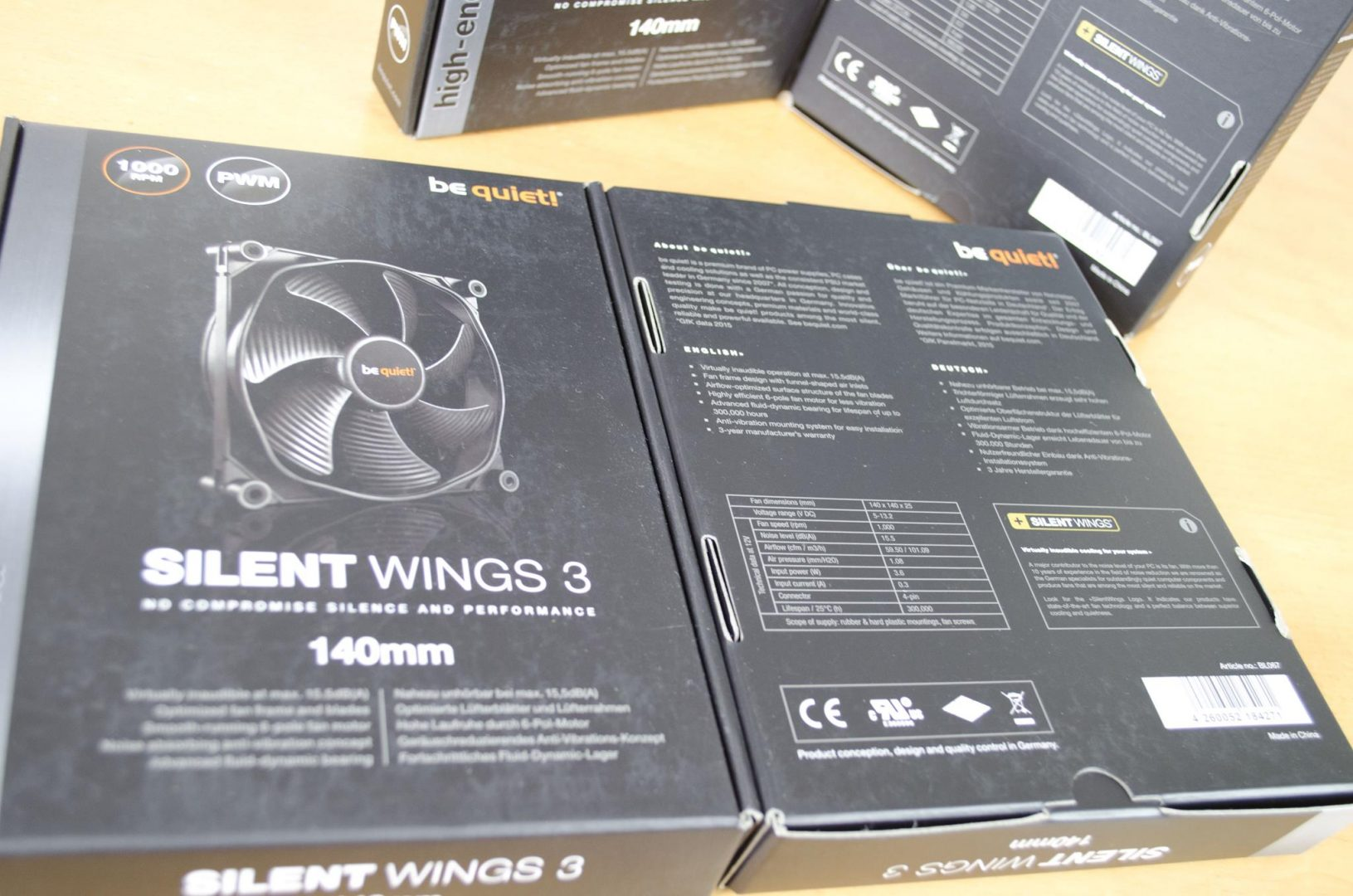 be quiet silent wings 3 fans_1