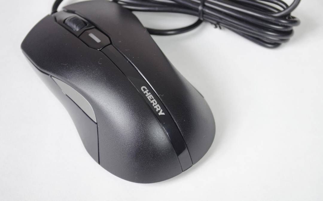 Cherry MC4000 Mouse Review