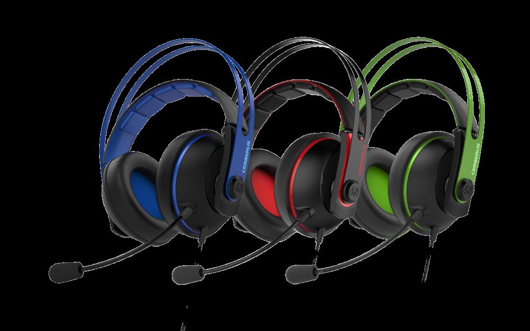 ASUS Announces Cerberus V2 Headset
