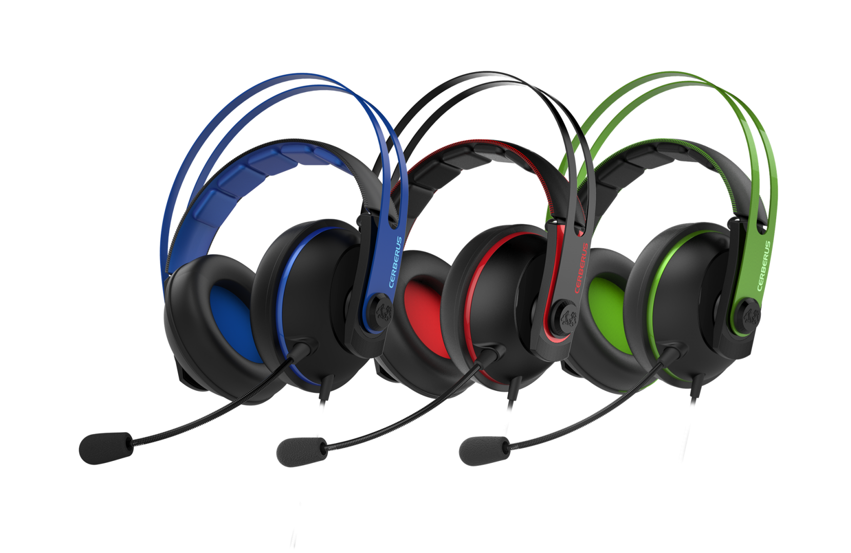 Ceberus V2 gaming headset_3 colors