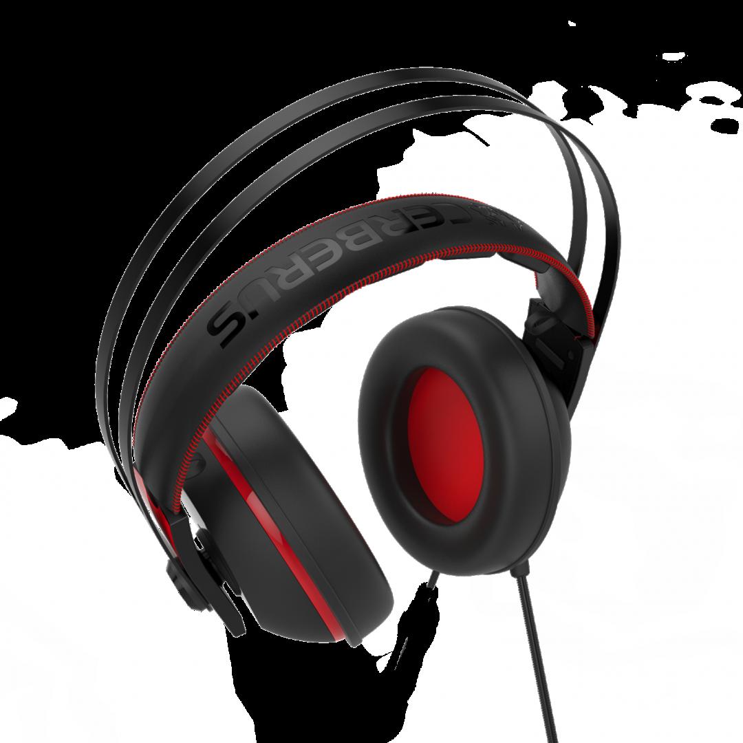 Cerberus V2 gaming headset_red_headband-1