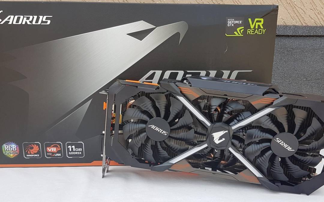 AORUS GeForce® GTX 1080 Ti 11G Review