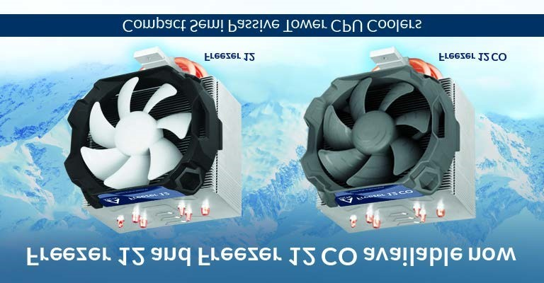 COMPACT BUT STRONG – ARCTIC PRESENTS FREEZER 12 AND FREEZER 12 CO
